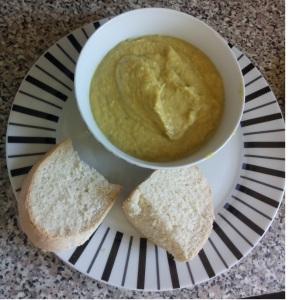 Parsnip soup1a