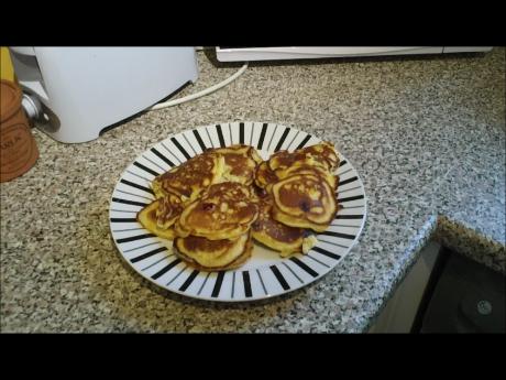Snapshot 1 Blueberry Pancakes