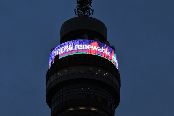 BT Tower photo