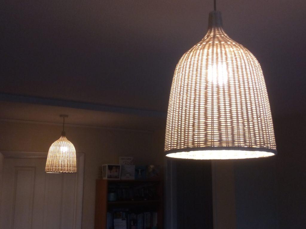 Ikea Lighting Shot